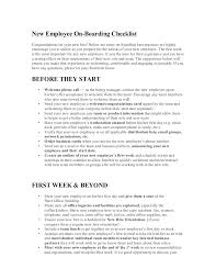 New Hire It Checklist New Employee Onboarding Checklist Amplify Talent