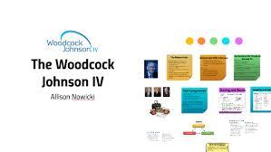 The Woodcock Johnson Iv By Alli Nowicki On Prezi