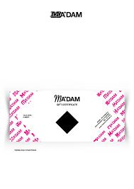 gift certificate madam voucher option 1