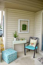 porch wall decor revamping the front ideas summer and 5