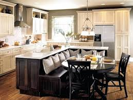 built in dining table hypnotic kitchen island seating space of oval wood pedestal dining table with built in dining table