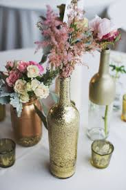 31 Beautiful Wine Bottles Centerpieces For Any Table-hometshetics (10)