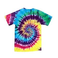Tie Dye Patterns Instructions