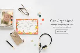 New - Get Organized RIFLE PAPER ...