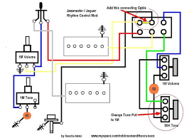 surfguitar101 com forums mods for the rhythm circuit on a jm this mod allowes you to mix the bridge and neck pickup seperate volume controls if rhythm circuit is switched on