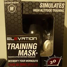 New Altitude Training Mask 2 0 New Sealed With Depop