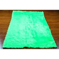 kelly green rug green rug 5 x 8 new premium green fur area rug nursery