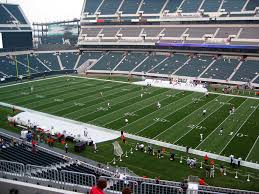 Lincoln Financial Field View From Club Level 4 Vivid Seats