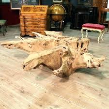 coffee table tree wood stump coffee table tree stump coffee table medium size of coffee root coffee table