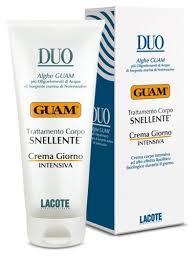 Купить <b>Крем</b> Guam DUO <b>против жировых отложений</b> дневной ...