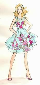 Best 25 Dress Illustration Ideas On Pinterest Fashion Drawing