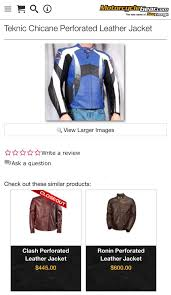 teknic chicane motorcycle leather jacket 46 and pants 36 blue black white armored padded motorbike race gear