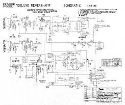 fender amp field guide contents 10 6 77 schematic