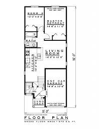 Bedroom Raised Bungalow House Plan RB   Sq Feet    Raised Bungalow House Plan RB Floor Plan