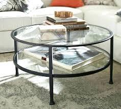 round glass metal coffee table ikea glass metal coffee table