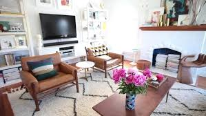 living room living room coach tips to choosing the right rug size emily henderson rugs living