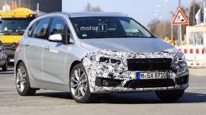Coupe Series bmw 2 series active tourer : 2018 BMW 2 Series Active Tourer facelift spy photos | Motor1.com ...