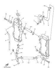 1999 yamaha yz400f yz400fl radiator hose parts best oem on 80 carburetor diagram for schematic search