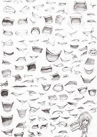 Image result for male anime lips smirk drawing drawings mouth. How To Draw Girl Anime Mouths Hd Wallpaper Gallery