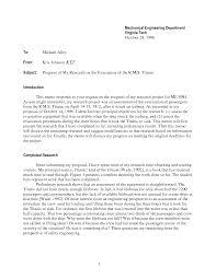 Formal Business Report Sample Magdalene Project Org