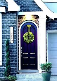 front door colours for red brick house front door color for brick house front door colors