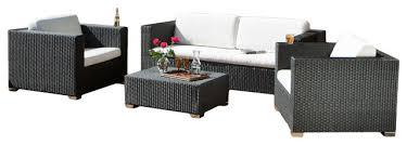image black wicker outdoor furniture. Black Wicker Outdoor Furniture . Image N