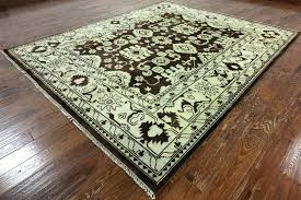 geometric print area rugs large size of area rug sizes for rooms chocolate brown hand knotted