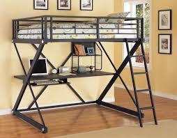 bunk bed office. z bedroom full over loft bed bunk office g