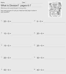 Printable Division Worksheets For Grade 4 6 Free Downloads