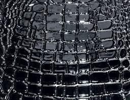 Modern Large-Scale Crocodile Skin Bathroom Tiles from Petracer -  Freshome.com