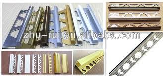 Decorative Tile Strips Decorative Carpet Aluminum Transition Strips Tile Trim Anodized 10