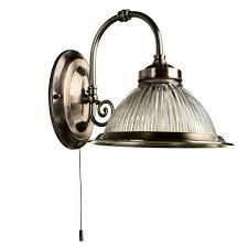 <b>Бра Arte Lamp American</b> diner A9366AP-1AB купить в Москве ...