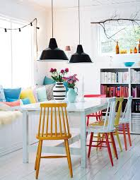 colorful dining room chairs. Room Colorful Dining Chairs K
