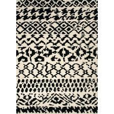 black and cream area rug black and cream area rugs black and cream striped area rug