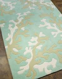 coastal themed area rugs. unique themed fusion coral fixation area rug in turquoise and white beach decor  nautical  tropical on coastal themed rugs o