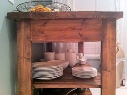 Ana White Easy Kitchen Island Plans DIY Projects