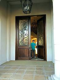 tall doors entry door ideas enhance the look of your home with custom wood built by