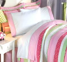 pink and blue girls bedding beautiful pink and lime green bedding sets in white duvet cover