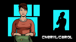 archer animation series cartoon action adventure edy spy crime poster wallpaper 1920x1080 748319 wallpaperup