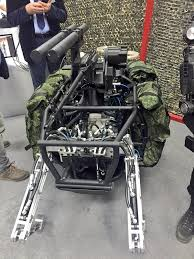 russia shows off new acirc lynx bp acirc biomorphic robot defence blog underlying platform mobile biomorphic robots lynx bp via igor korotchenko