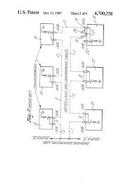 patent us4700258 lightning arrester system for underground loop Padmount Transformer Wiring Diagram Padmount Transformer Wiring Diagram #70 pad mount transformer wiring diagram