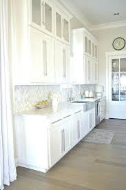 White Kitchen Brass Hardware Top Full Size Of Modern Kitchen Modern