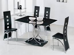glass dining table your guide to ing a glass dining impressive on dining table black black round