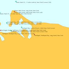 Northport Northport Bay Long Island New York Sub Tide Chart