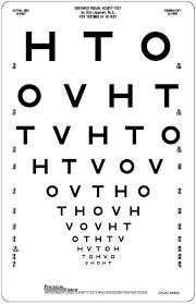 Hotv Chart Full Form Hotv Chart Courtesy Of Precision Vision La Salle Il