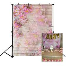 mehofoto photography background floral sea backdrop for photo studio princess fantasy castle rainbow photocall s 2711