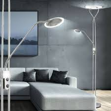 Lampe 24 Gut Led Watt Steh Stand Fluter Lese Lampe Flexo