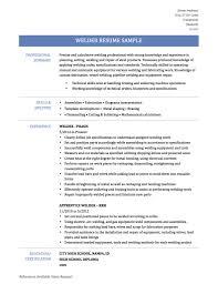 Welding Apprentice Cover Letter