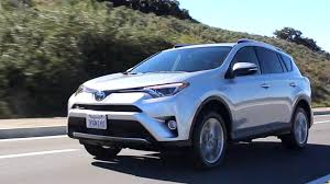 2016 Toyota RAV4 - Review and Road Test - YouTube