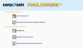 Org Chart Rules Mailshrink Matrix Rom